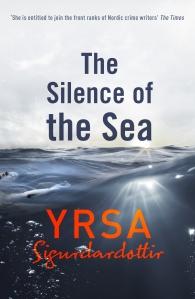 SILENCE OF THE SEA PBK JACKET