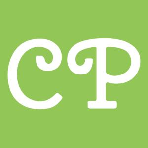 CP; logo