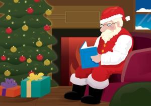 read-santa