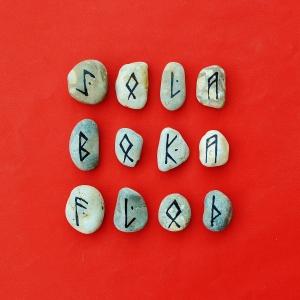 Runes;red